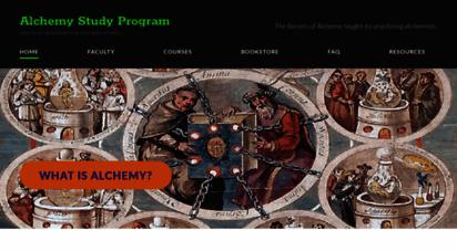 alchemystudy.com - home