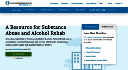 alcoholrehab.com - addiction & drug rehabilitation resources - alcohol rehab