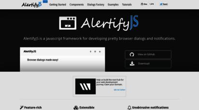 alertifyjs.com