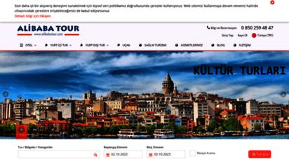 alibabatour.com - alibaba tour