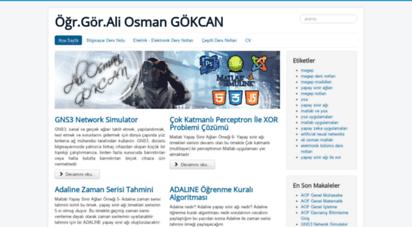 aliosmangokcan.com - ali osman hoca
