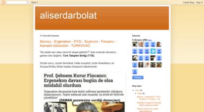 aliserdarbolat.blogspot.com - aliserdarbolat