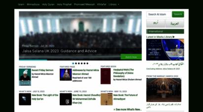 alislam.org -
