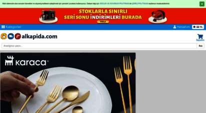 alkapida.com - alkapida.com - avrupa nın alış veriş sitesi
