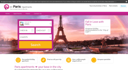all-paris-apartments.com