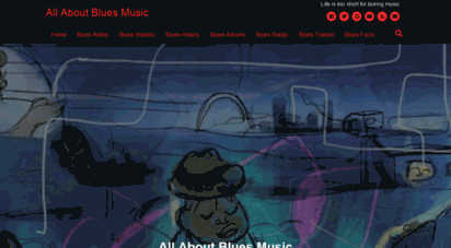allaboutbluesmusic.com