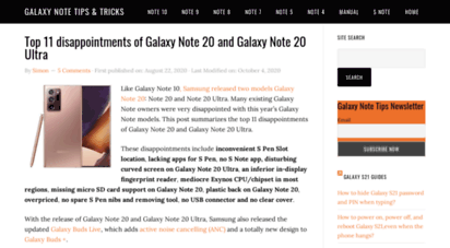 allaboutgalaxynote.com - all about samsung galaxy note gt-n7000  galaxy note tips and resources