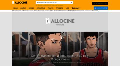 allocine.fr - allociné : cinéma, séries tv, bo de films et séries, vidéos, dvd et vod