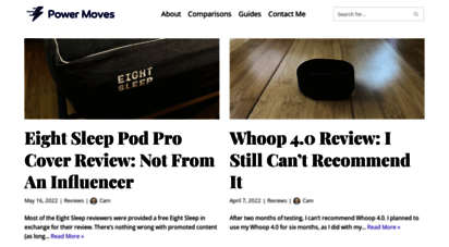 allpowermoves.com - power moves: helping you choose between gadgets & services