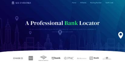 allusbanks.com -