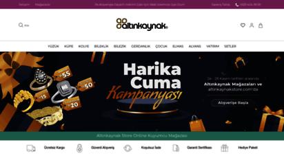 altinkaynakstore.com - altınkaynak store online kuyumcu mağazası