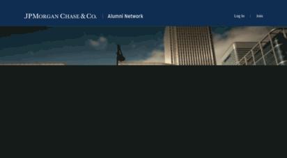 Welcome to Alumni jpmorgan com - JPMorgan Chase & Co  Alumni
