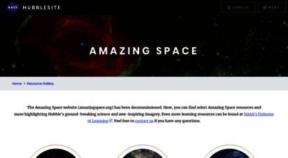 amazingspace.org - amazingspace