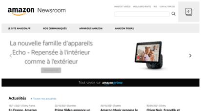 amazon-presse.fr -