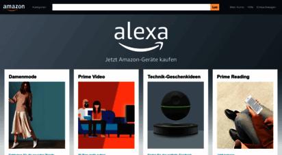 amazon.de - amazon.de: günstige preise für elektronik & foto, filme, musik, bücher, games, spielzeug & mehr