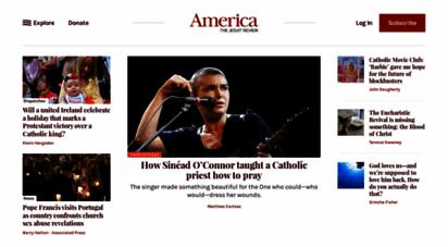 similar web sites like americamagazine.org