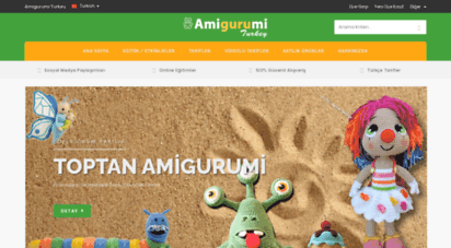 amigurumiturkey.com
