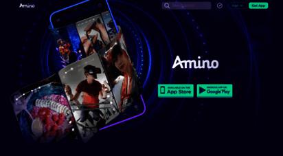 aminoapps.com - amino apps