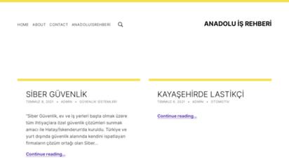 anadoluisrehberi.com
