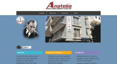 anatoliayurtlari.com