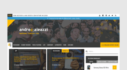 andreagaleazzi.com - andrea galeazzi