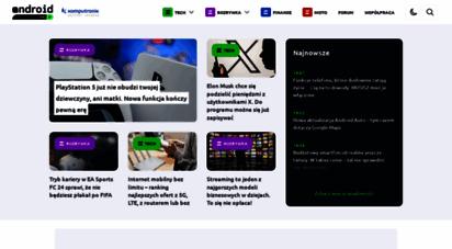 android.com.pl - android.com.pl - społeczność entuzjastw technologii