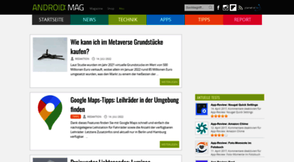androidmag.de - androidmag.de - apps, smartphones, tablets