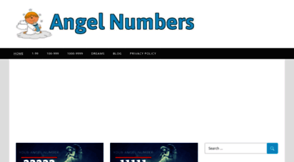 angelnumbersmeaning.com - angel numbers meaning
