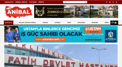 anibalgazete.com -