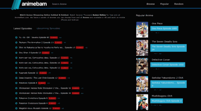 animebam.net - watch anime online stream subbed & dubbed hd episodes