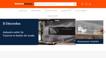 ankastredunyasi.com - ankastre dünyası online satış mağazası