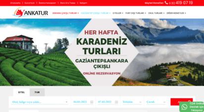 ankatour.com - ankatur - tatil, ucuz tatil, turlar, kültür turu, yurtdışı turu, uçak bileti, araç kiralama