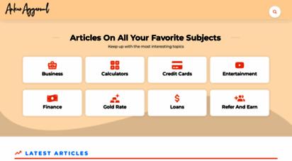 ankuraggarwal.in - home - ankuraggarwal.in - learn digital marketing for free in 2020