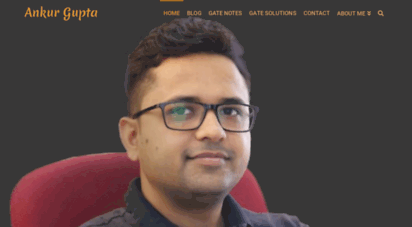 Welcome to Ankurgupta net - Home - Ankur Gupta