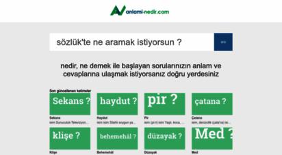 anlami-nedir.com - anlami-nedir, anlami-nedemek