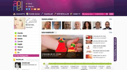 anneboyutu.com - çocuk - bebek - aile - anne psikoloji - video portalı - hamilelik - cinsel sağlık