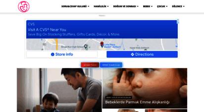 annelertoplandik.com - annelik hakkında her şey  anneler toplandık