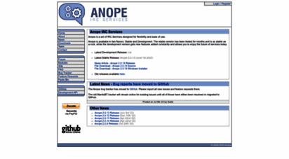anope.org