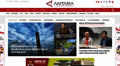 antaranews.com - berita terkini dan terpercaya indonesia - antara news