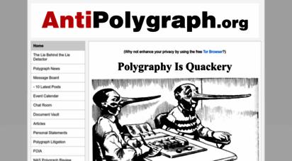 antipolygraph.org -