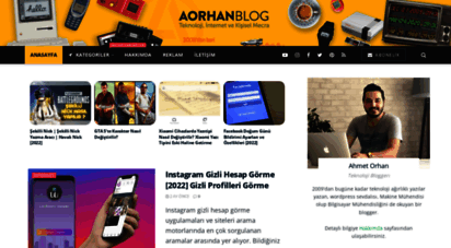 aorhan.com