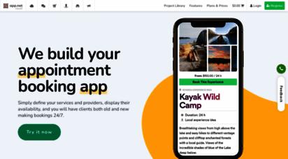 app.net - app.net - full source code project marketplace