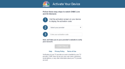 Welcome to Appletv cnbc com - Activate Your Device