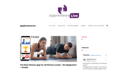 appreviews.live - appreviewslive - lively reviews for mobile apps