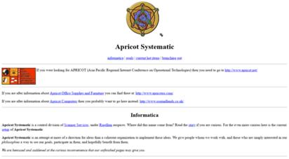 apricot.com