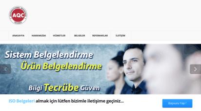 aqctechnic.com - aqc certification  uluslararası belgelendirme hizmetleri