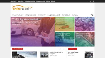 arabahaberim.com - araba haberleri  arabalar ile ilgili en güncel haberleri sitemizde bulabilirsiniz