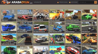 arabaoyun.com - araba oyunları - en güzel araba oyunu oyna