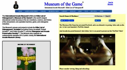 arcade-museum.com