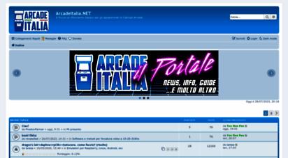 arcadeitalia.net - arcadeitalia.net - indice